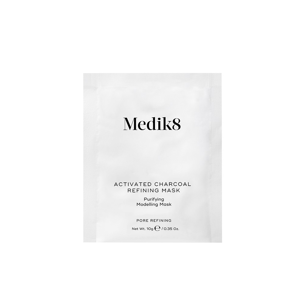 Activated Charcoal Refining Mask (5 ks)